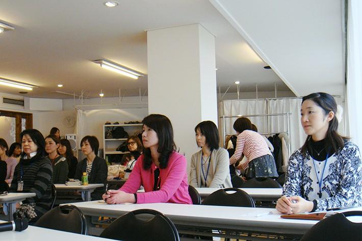 PowerWomen地域交流会 in 仙台の様子