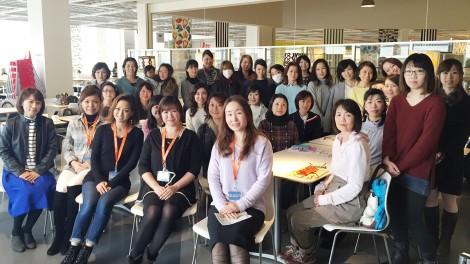「笑顔で働きたいママのフェスタ2016in千葉」出展説明会開催レポート