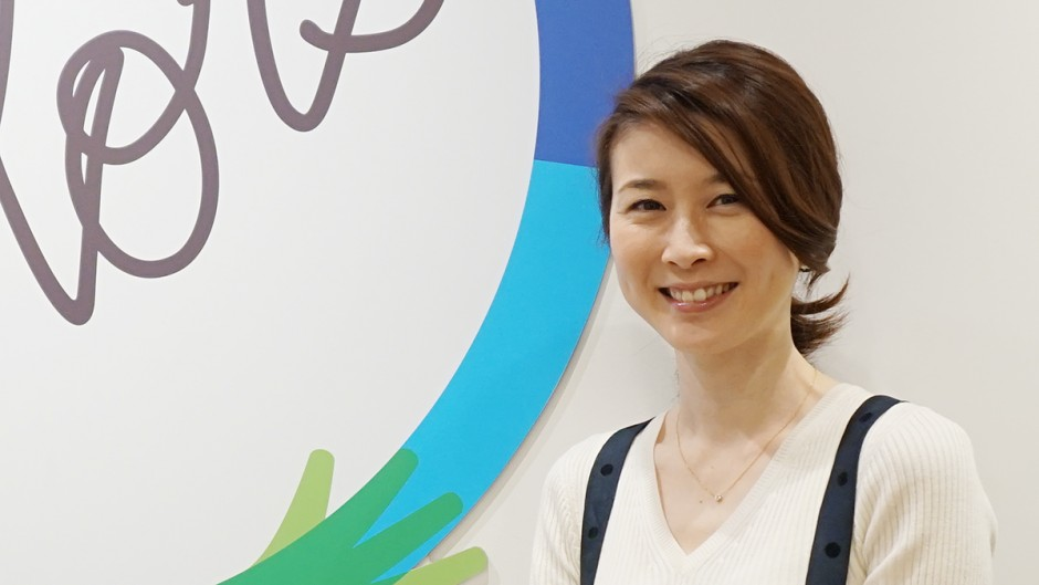 株式会社カラーズ、エグゼクティブプロデューサー、藤井聖子さん