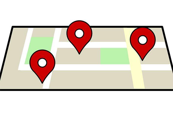 GPS機能のイメージ画像