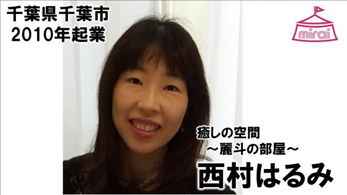西村はるみ(千葉県) 癒しの空間~麗斗の部屋~