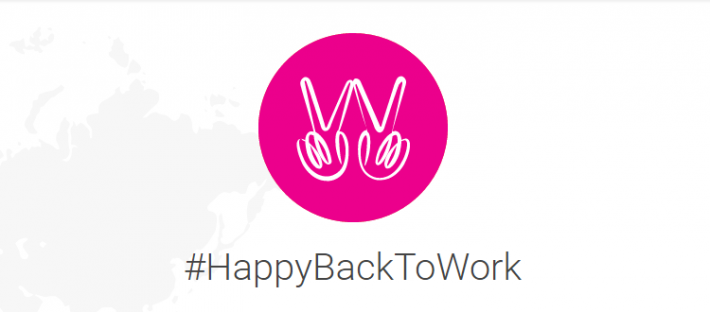 Google Women Will、#HappyBackToWork