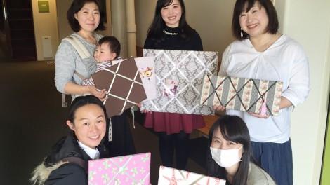 日本フレンチメモボード協会 認定講師の皆様