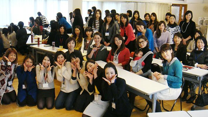 PowerWomen(パワーウーマン)地域交流会2016 仙台集合写真