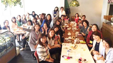 PowerWomen地域交流会in千葉の様子