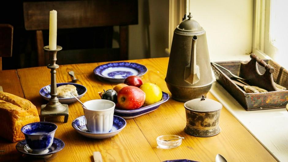 イギリスのお茶の会イメージ画像