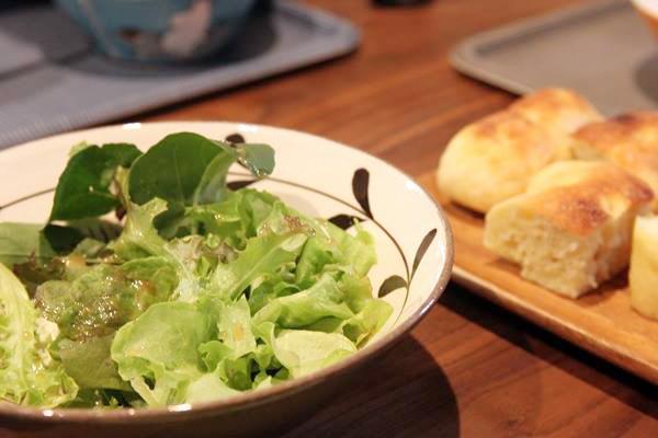 水耕生活と手作りパン