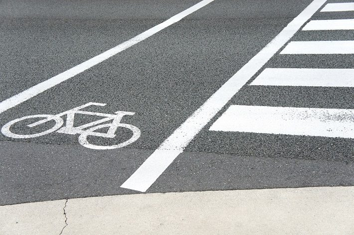 自転車と道路のルール、イメージ画像
