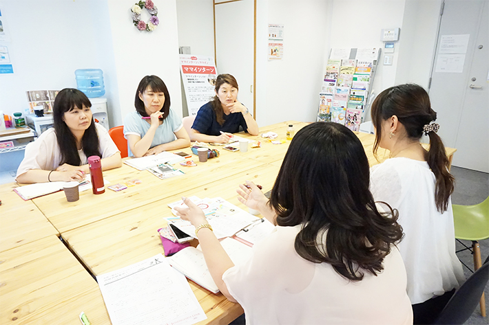 PowerWomen地域交流会in名古屋 実行委員打ち合わせ
