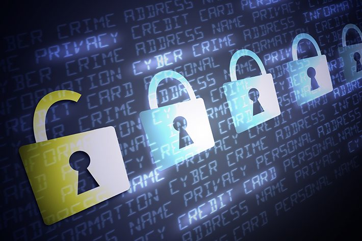 パソコンのウイルスとセキュリティのイメージ画像