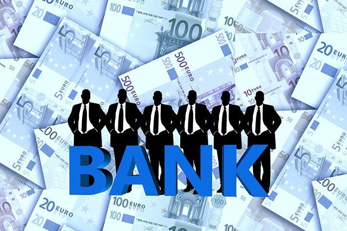 お金と銀行のイメージ画像