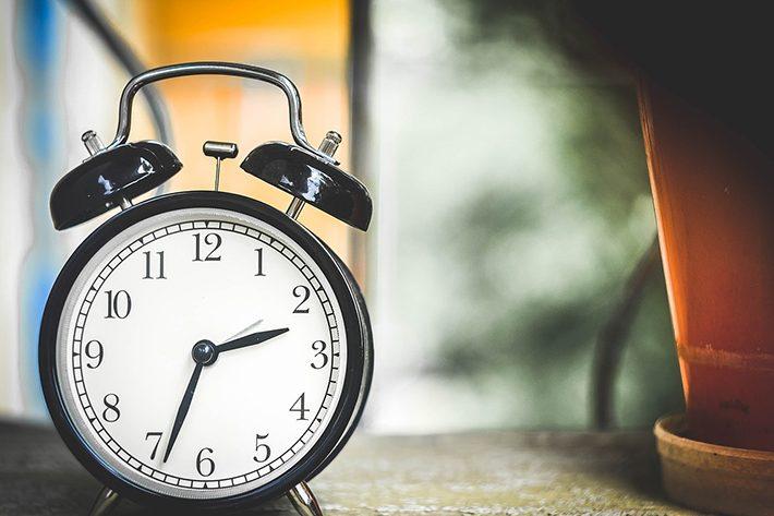 時間と時計のイメージ画像