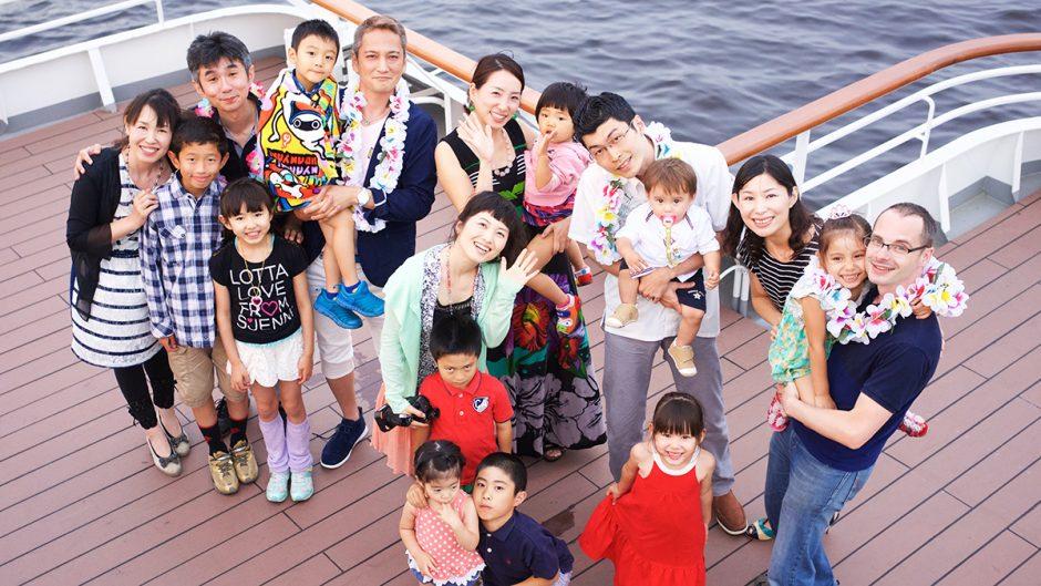 ガイアモーレ社員旅行イメージ写真