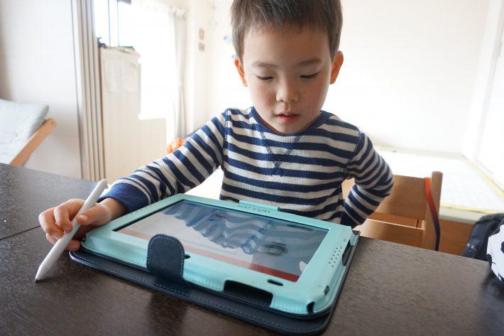 幼児 通信 教材 タブレット