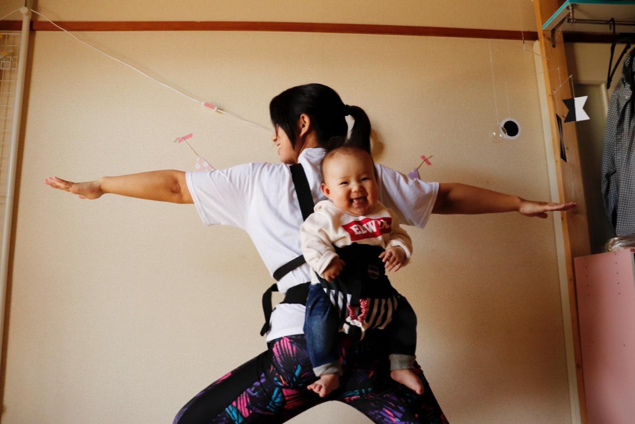 【オンライン開催#おひとりさまママ会レポ】ベビーママのためのヨガ講座