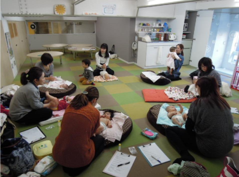 【無料・オンライン】赤ちゃんとママが仲良くなれる・ベビーマッサージ体験