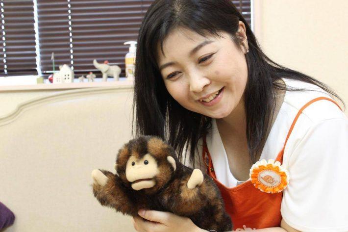 安藤由美子さん