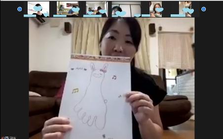 【無料・オンライン】12/1(火)15:00〜足の形をなぞって可愛いクリスマスアートをつくろう!