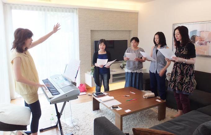 おうちで習い事体験!歌好きママのためのボイトレ講座