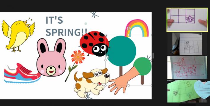 キッズとママの英語あそび・季節の英語をBINGOで楽しもう!
