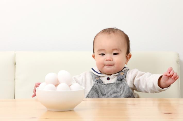 0歳ママ向け・迷わない!離乳食『卵』の話