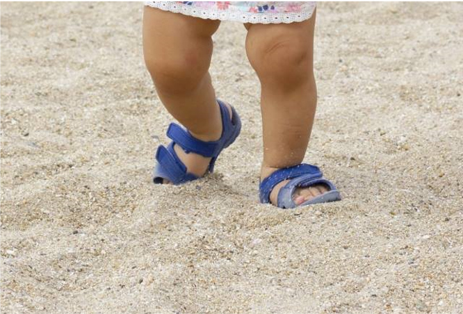 【無料・オンライン】7/6(火)15:00〜作業療法士さんに教わる、季節に合った靴選び~子どもサンダルの選び方~